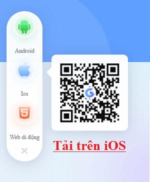 Tải app Gi8 trên iOS