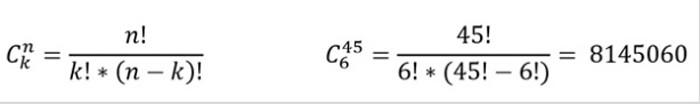 Cách tính xác suất trúng của xổ số Vietlott và Truyền thống